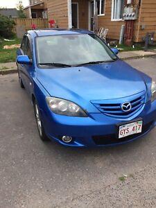 2006 Mazda 3 New Inspection