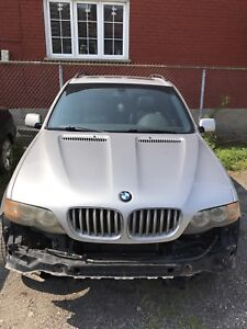 2006 BMW X5 complete part out