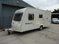 Bailey Ranger 470 Touring Caravan & FREE Starter Pack