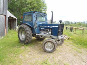 62 hp tractor  WITH CAB