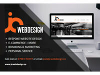Freelance Web Designer | Modern, Effective & Affordable | Web Developer | Logo Design | SEO & PPC