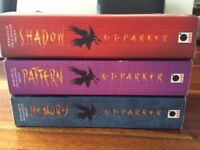 K. T. Parker Books