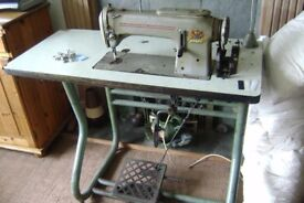 PFAFF INDUSTRIAL SEWING MACHINE IDEAL FOR LEATHER OR FABRIC WORK
