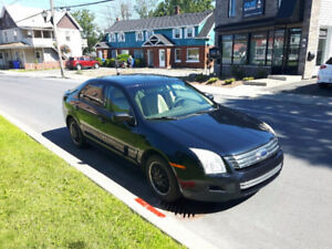 2008 Ford Fusion S Berline