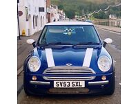 Mini Cooper long MOT and BRAND NEW clutch and gearbox