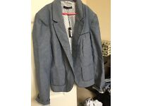 Woman's size 14 new with tags blazer