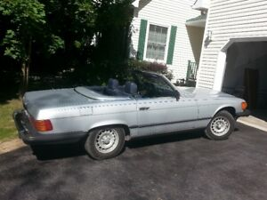 1984 Mercedes-Benz Other 380SL Other