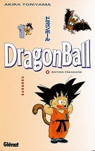 Looking for french DragonBall books