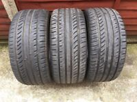 235/35/19 TYRES - 6mm - SLOUGH - AUDI BMW MERCEDES VW VOLVO VAUXHALL FORD