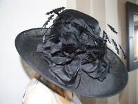 Nigel Rayment Sinamay formal /wedding hat