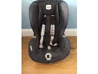 2 x child car seats - 1 x Britax Duo Isofix & 1 x Dimples