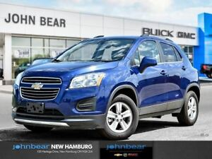 2016 Chevrolet Trax LT - LEATHER, ROOF, ONE OWNER, NO ACCIDENTS