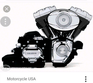 Big motor setup for your bagger 117ci