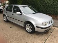 VOLKSWAGEN GOLF 1.4 2002-MOT FEB 2018-CHEAP CAR £595