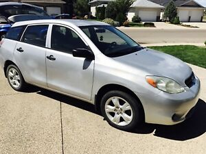 Price Reduced! 2005 Toyota Matrix