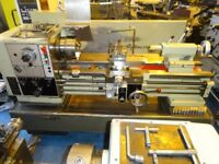 HARRISON M400 GAP BED CENTRE LATHE 40 INCH CENTRES