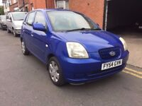 Kia Picanto 1.1 Lx 2004 ***Automatic*62K*12 Months MOT*1 Owner*Full Service History*5 Doors***