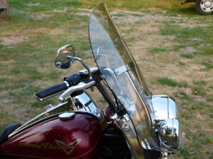 CLEARVIEW RECURVE WINDSHIELD