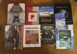 Corrections Textbooks