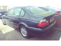 BMW 318i 2000/X plate Quick sale
