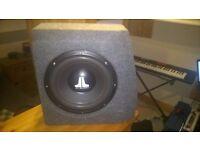 JL Audio Sub, Brand New.