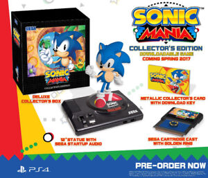Sonic Mania Collectors Edition for PS4