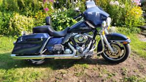 2009 Harley Davidson Electraglide Classic (police edition)