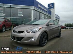2013 Hyundai Elantra Limited leather bluetooth heated front a...
