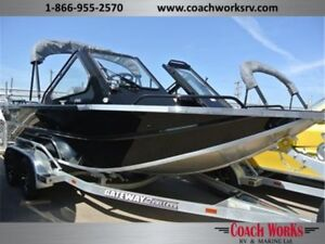 2015 Weldcraft 178X Jet Boat is BACK IN BLACK Call Mike /m\
