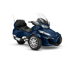 New 2017 Can-Am Spyder RT Limited