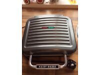 Hairy Bikers grill