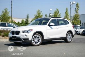 2014 BMW X1 xDrive28i Lights Package !! Executive Package and Pr
