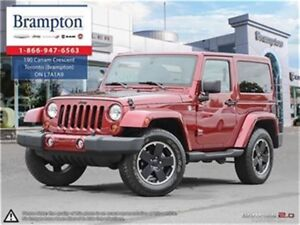 2012 Jeep Wrangler SAHARA 4X4 | TINTED GLASS | LEATHER | HEATED