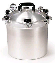 ISO Pressure Canner to borrow (or free)
