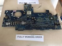 """Apple iMac A1145 G5 20""""inch iSight Logicboard / Motherboard & CPU - TESTED"""