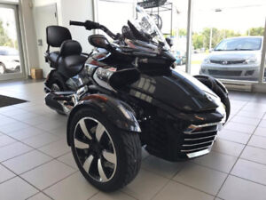 *CAN-AM SPYDER*JANTES EN ALLIAGES*CRUISE CONTROL*