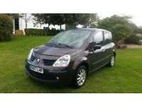 Renault Modus Dynamique 2007 Dci semi-Auto 1.5 Diesel £30 tax a year/ full service history