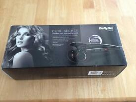 Babyliss curl secret..