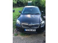 Toyota avensis 2.0 d4d 56 plate