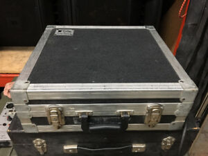 Clydesdale Custom Wireless Microphone Road Case