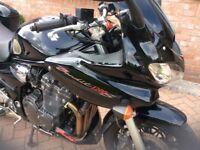 Suzuki Bandit 1200 fully loaded 2005