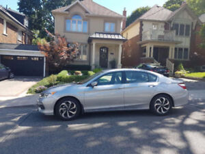 2016 Honda Accord LX + Sensing + Lease Guard - 300$/month