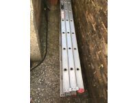 Youngman section extension ladder