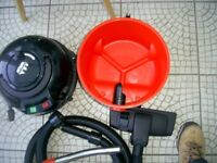 HENRY HOOVER 240V USED ONLY TO MAKE SURE IT WORKS BEFORE SALE