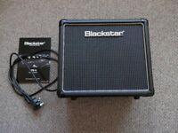 Blackstar HT-1 Combo 2 channel guitar valve amp for sale with original box