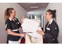 Room attendants