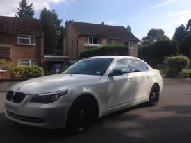 Bmw 530d e60 59plate £5750 Manual with 97k miles