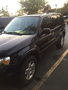 2006 Ford Escape Limited AWD 3.0L