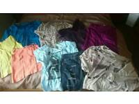 Womens clothes bundle size 12 9 items