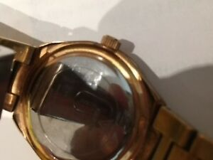 Guess Rose Gold Ladies Watch